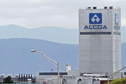 Alcoa stock tumbles as profit, revenue miss expectations