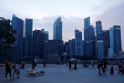 Singapore first-quarter GDP likely to be revised higher on manufacturing boost