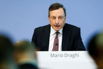 Bce, Draghi non darà nuove indicazioni politica monetaria a Jackson Hole