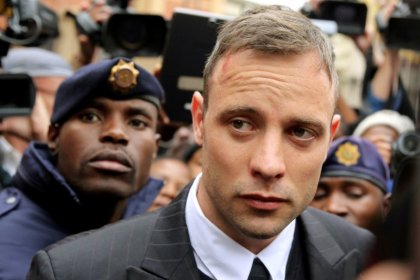 South Africa's Pistorius allowed out of prison for grandmother's funeral