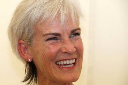 Judy Murray tells of long battle to tennis success