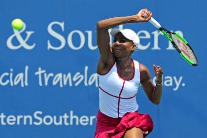 Venus upset by Australian qualifier in Cincinnati