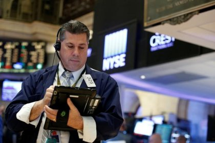 Wall Street extends losses on Trump policy worries