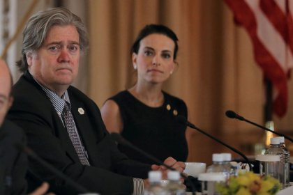 Bannon departure tips trade scales in favor of White House 'globalists'