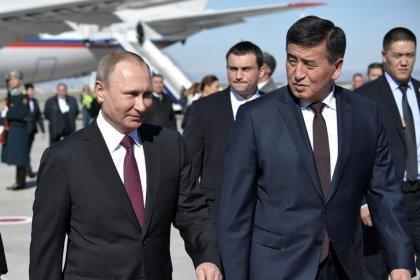 Премьер Киргизии подал в отставку с прицелом на президентские выборы