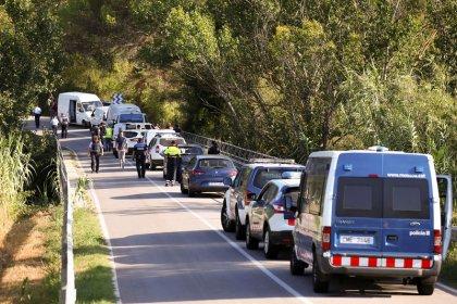 Abatido el presunto autor material del mortal atropello múltiple en Barcelona