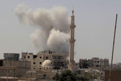 Beobachter- 170 Zivilisten bei US-geführten Angriffen in Syrien getötet