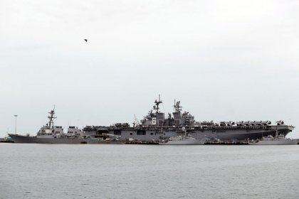 U.S. Navy to relieve commander after collisions in Asia: source
