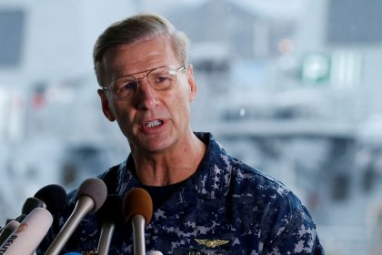 U.S. Navy to relieve Seventh Fleet commander after collisions in Asia