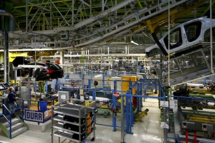 German factories drive solid private sector growth in August: PMI