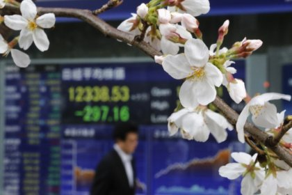 Asia stocks brush off Wall Street slide after Trump's comments, dollar revives