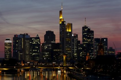 Euro zone lending robust but money supply growth slows - ECB data