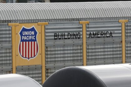 Union Pacific CEO sees pent-up demand in Harvey recovery