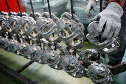 Italia, produzione luglio tiene meglio di attese, buon auspicio per Pil 3° trimestre