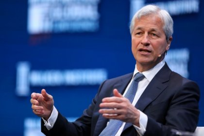 JPMorgan's Dimon says bitcoin 'is a fraud'