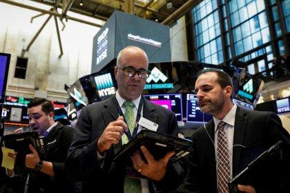 Wall Street hésitante à l'approche de la Fed
