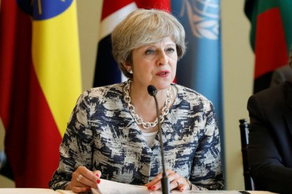 At U.N., Britain to push internet firms to remove extremist content quicker