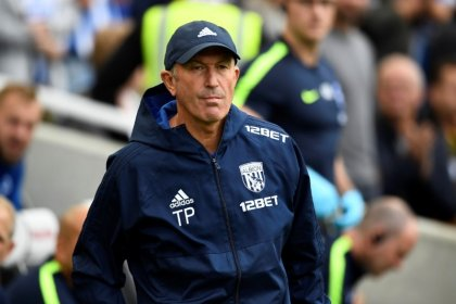 West Brom have nothing to lose against City, says Pulis
