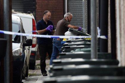 British police arrest third man in London bomb attack investigation
