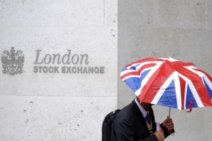 Sterling weighs on FTSE, while Kingfisher takes flight