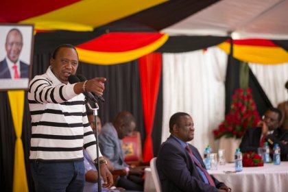 Kenya court - opposition didn't show presidential campaign used state resources