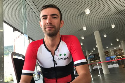 Cycling: Wais completes journey from war-torn Syria to world championships