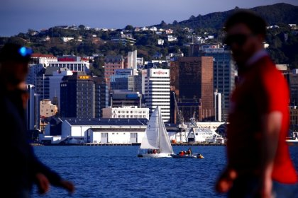 New Zealand GDP jumps in second quarter, while annual growth remains steady