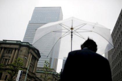 BOJ keeps monetary spigot open, board newcomer dissents