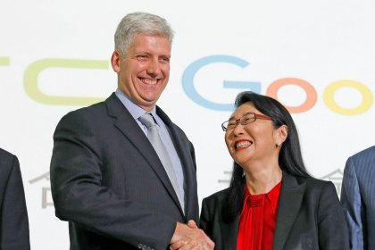Google to acquire HTC's Pixel smartphone division in $1.1 billion deal