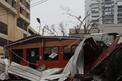 ارتفاع عدد قتلى الإعصار ماريا واتجاهه صوب الشمال