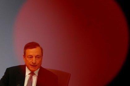 Le monétaire n'est pas la panacée face aux bulles, dit Draghi