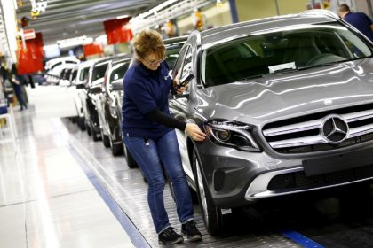 Euro zone businesses end the third quarter on a high note