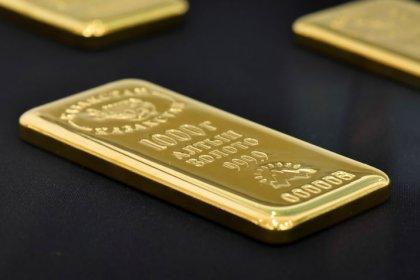 الذهب يرتفع وسط توترات كوريا الشمالية لكنه يتجه لثاني خسارة أسبوعية