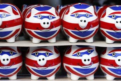 Britain's savings slump might not be so bad - statistics office