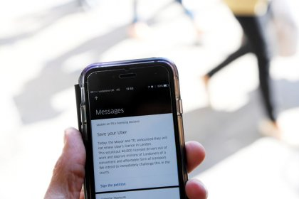 'Unfit' Uber stripped of London license, CEO tweets 'pls work w/us'