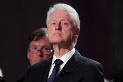 Bill Clinton's upcoming suspense novel to become Showtime series