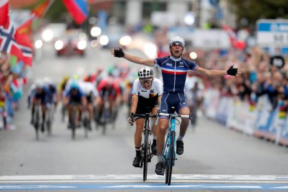 Cycling: France's Cosnefroy claims Under-23 gold at world championships