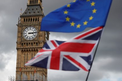 Moody's downgrades UK's rating on Brexit and growth fears