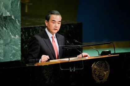 الصين تدعو اليابان لعدم التخلي عن الحوار بشأن كوريا الشمالية