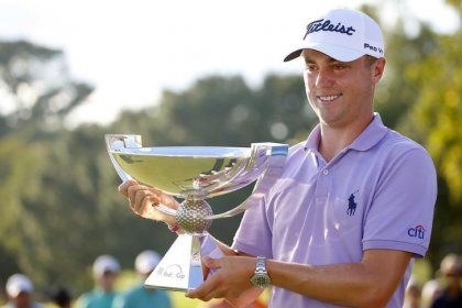 Golf-Thomas headlines nominees for PGA Tour's Player of the Year