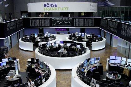 الأسهم الأوروبية تبقى قرب مستويات مرتفعة مع بقاء ميركل في السلطة