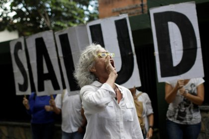 Venezuela doctors in protest urge stronger WHO stance on health crisis