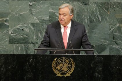U.N. chief to brief Security Council on Myanmar on Thursday