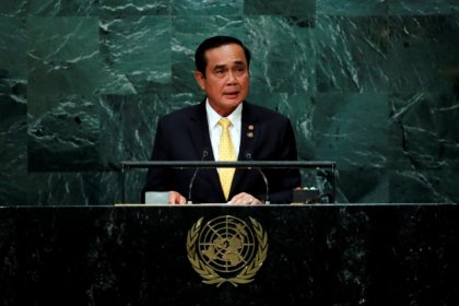 Thailand prime minister to visit White House on Oct. 3