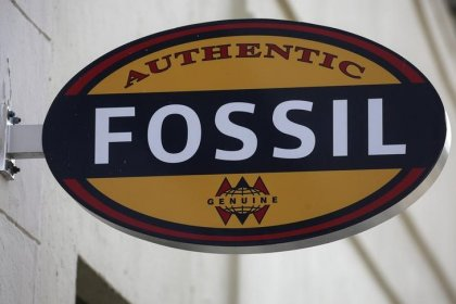 Fossil comes alive as stock jumps 79 percent on short squeeze