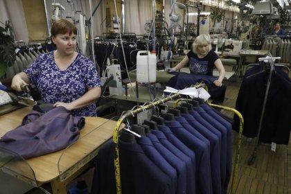 الناتج الصناعي في روسيا يرتفع 2.9% على أساس سنوي في يناير