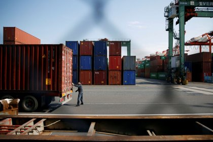 Japan's exports seen rising for 14th straight month in January