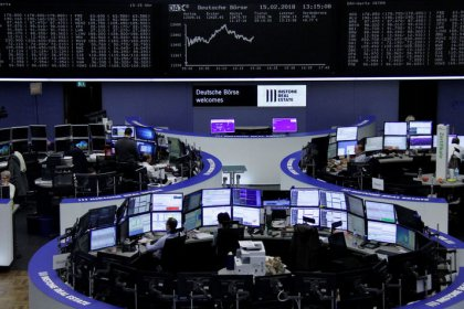 Strong earnings help European shares recover from sell-off