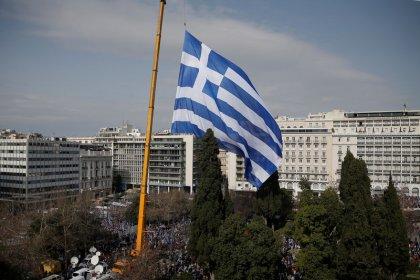 """Fitch relève la note de la Grèce de """"B-"""" à """"B"""""""