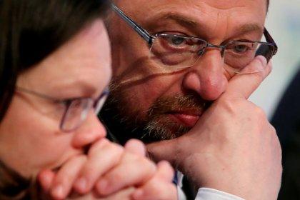 Cae el apoyo al SPD, que dice que no tiene plan B a una coalición con Merkel
